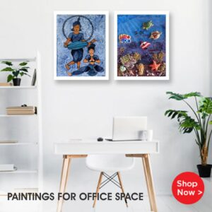 Paintings for Office Space